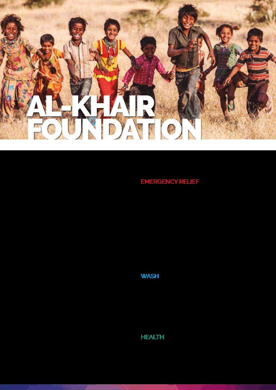 AKF programmes, programmes brochure,