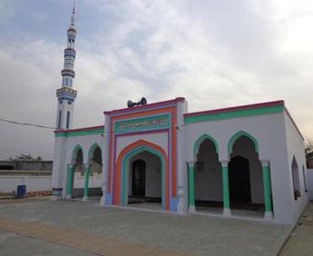Jamia-Mosque