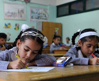 Sponsor a Palestinian child's Education
